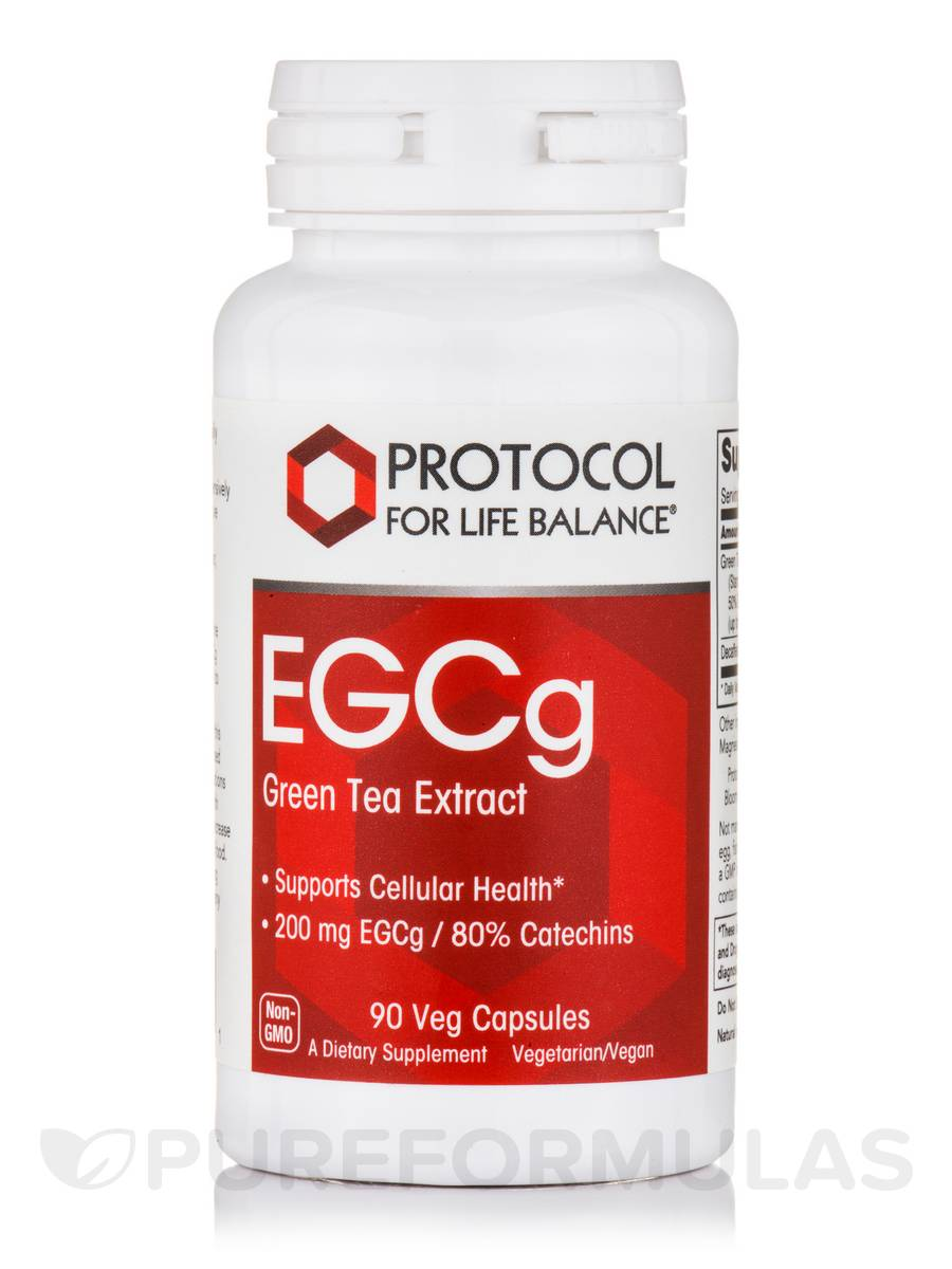 EGCg Green Tea Extract - 90 Vegetarian Capsules