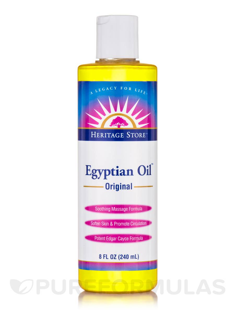 Egyptian Oil™ Original - 8 fl. oz (240 ml)