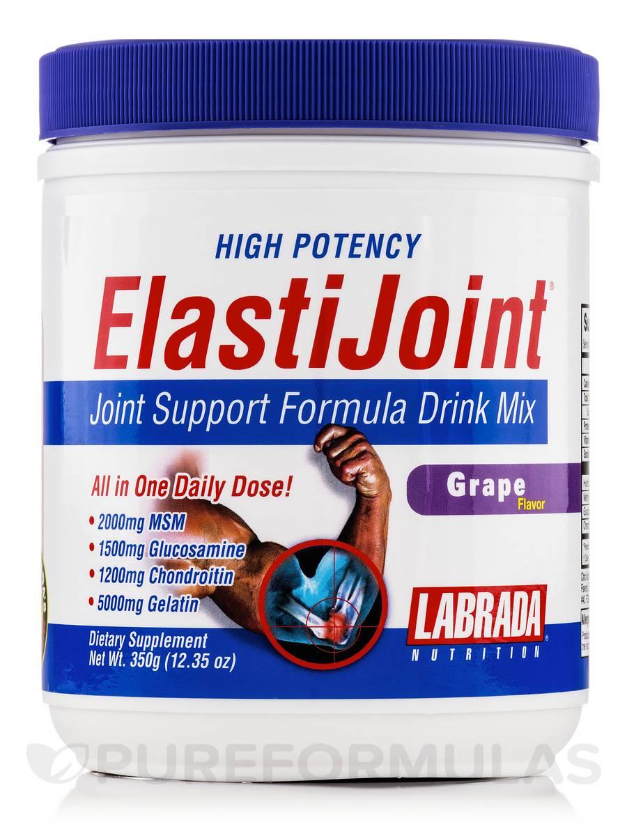 Elasti Joint Grape - 12.35 oz (350 Grams)
