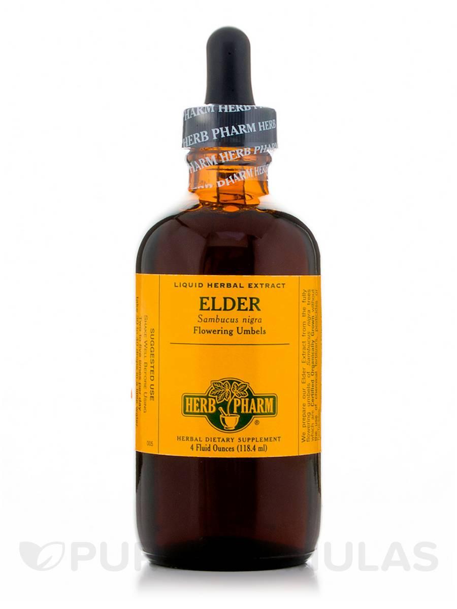 Elder - 4 fl. oz (118.4 ml)