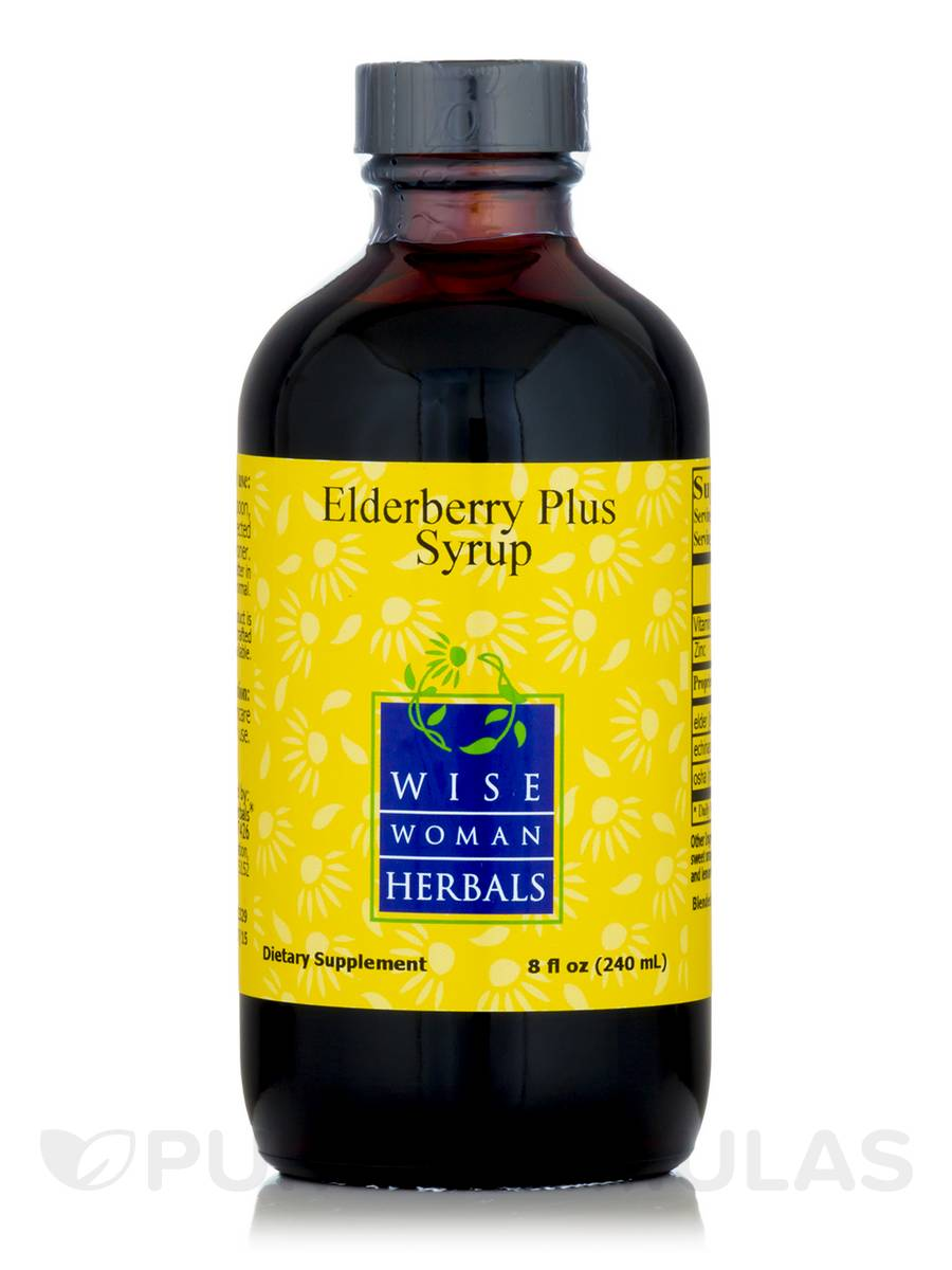 Elderberry Plus Syrup - 8 fl. oz (240 ml)