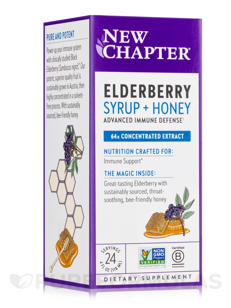 Elderberry Syrup - 4 fl. oz (118 ml)