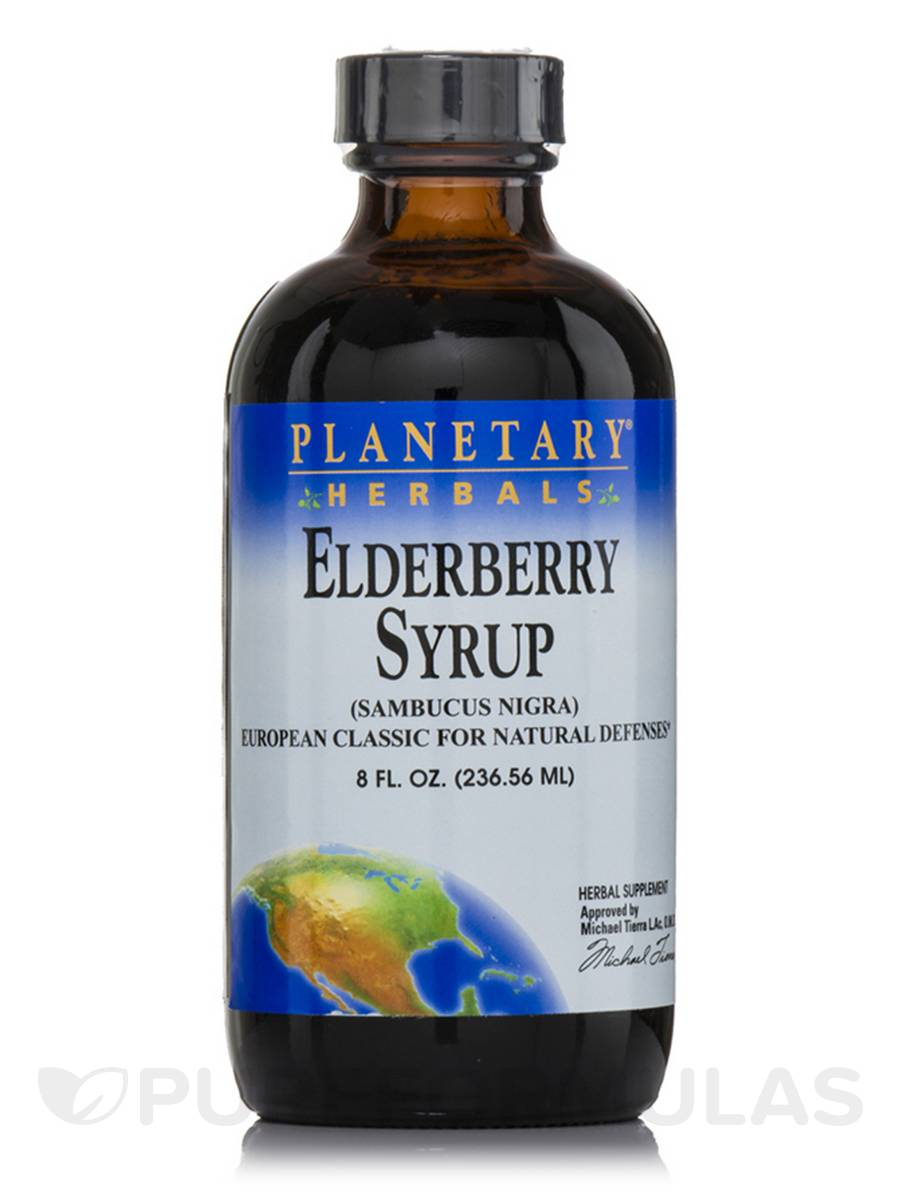 Elderberry Syrup - 8 fl. oz (236.56 ml)