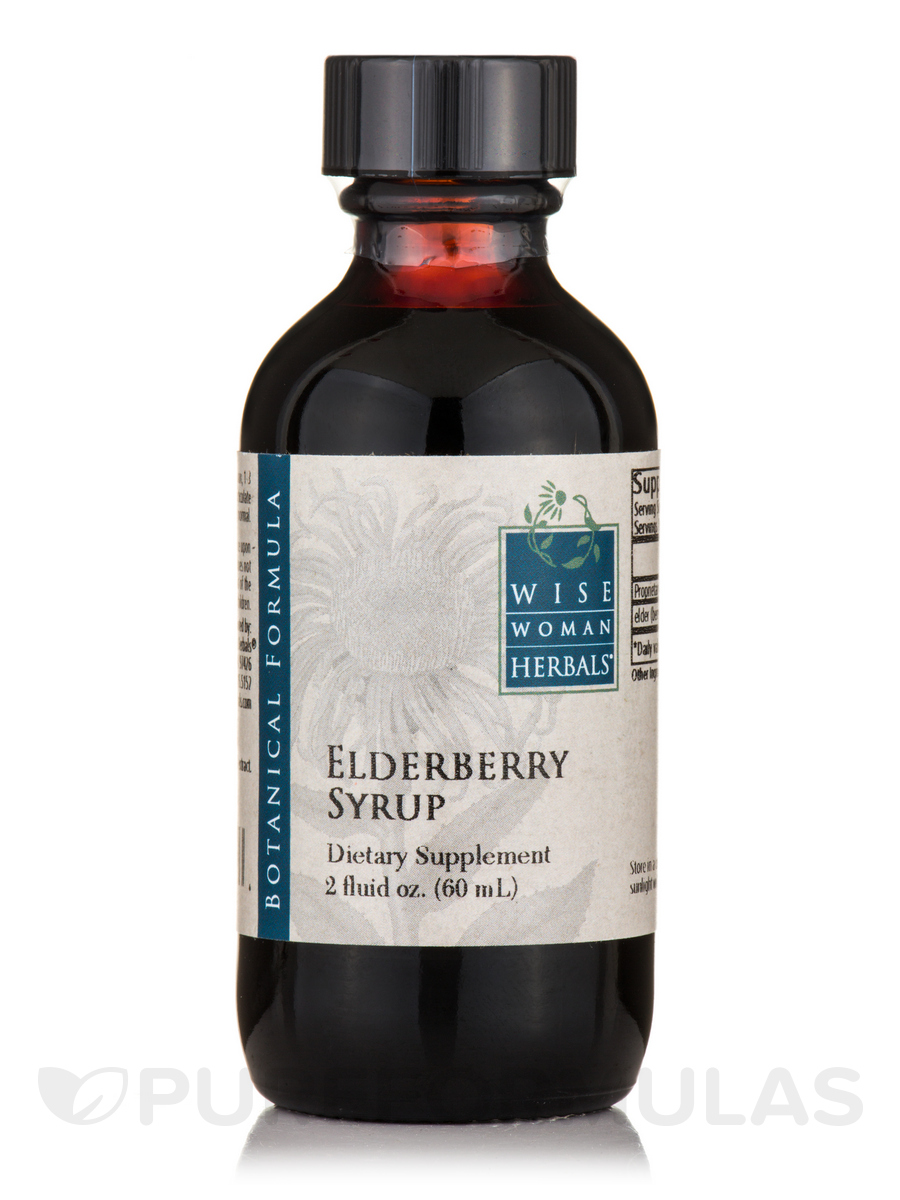 Elderberry Syrup - 2 fl. oz (60 ml)