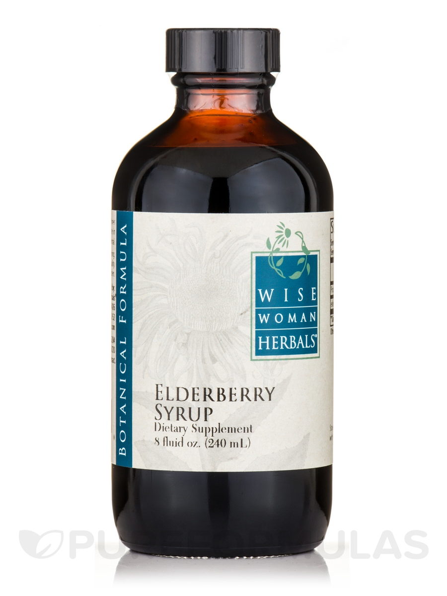 Elderberry Syrup - 8 fl. oz (240 ml)