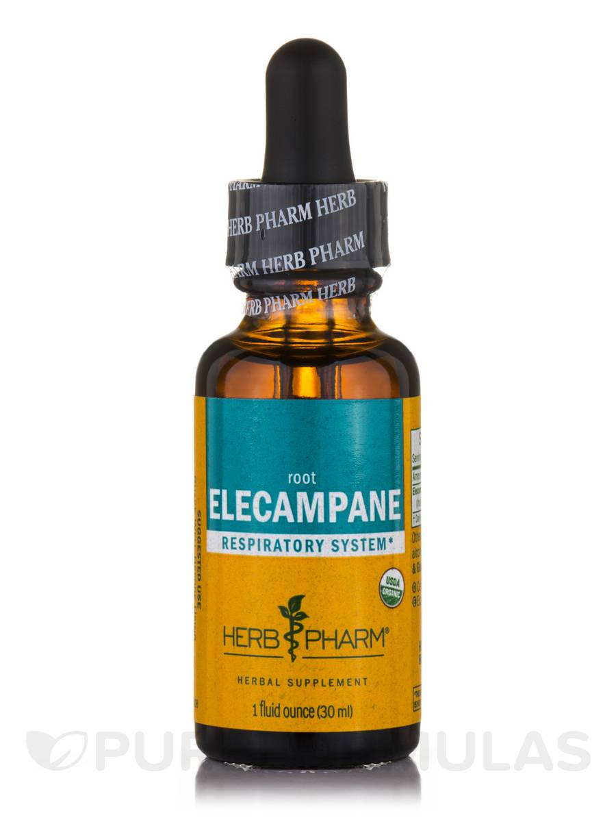 Elecampane - 1 fl. oz (30 ml)