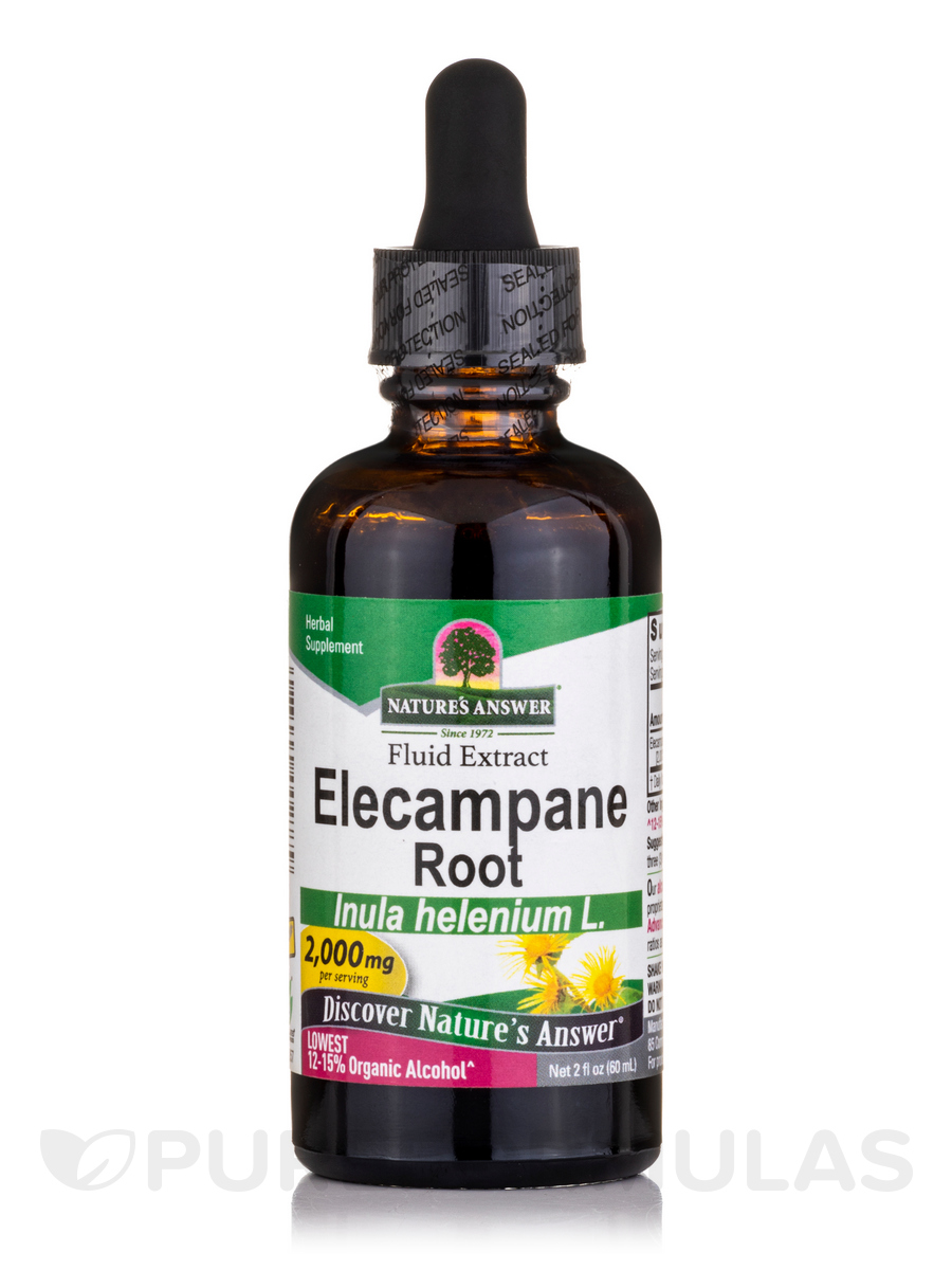 Elecampane Root Extract - 2 fl. oz (60 ml)