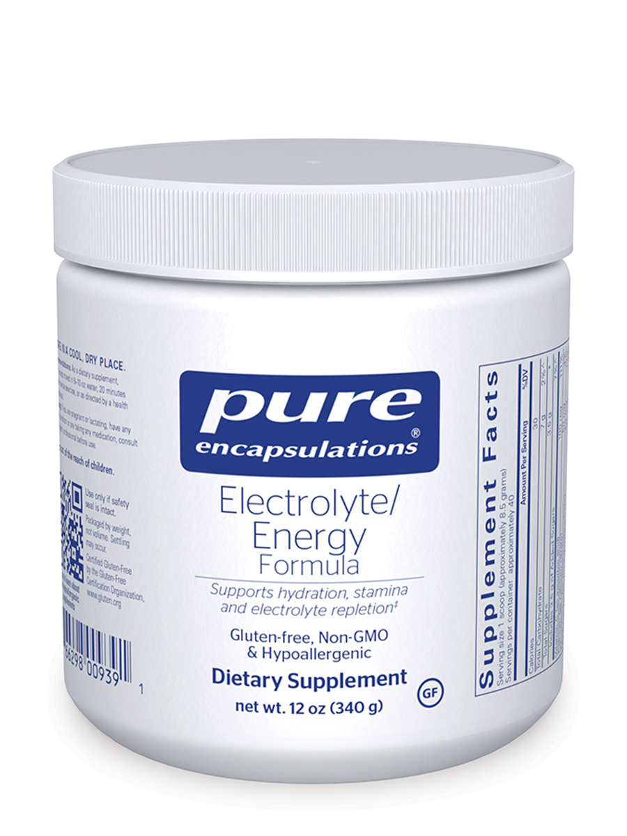 Electrolyte / Energy Formula - 340 Grams
