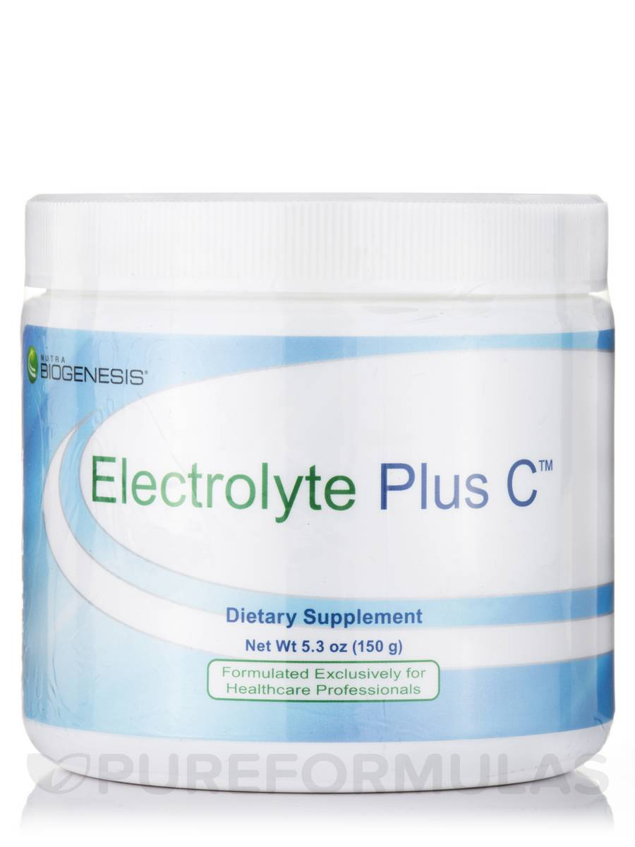 Electrolyte Plus C - 5.3 oz (150 Grams)