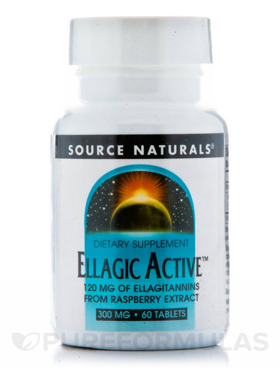 Ellagic Active 300 mg - 60 Tablets