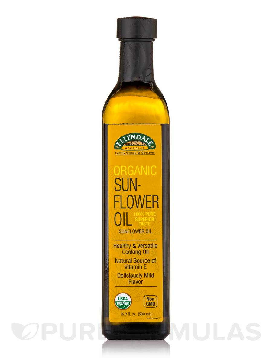 Ellyndale Foods® Sunflower Oil - 16.9 fl. oz (500 ml)