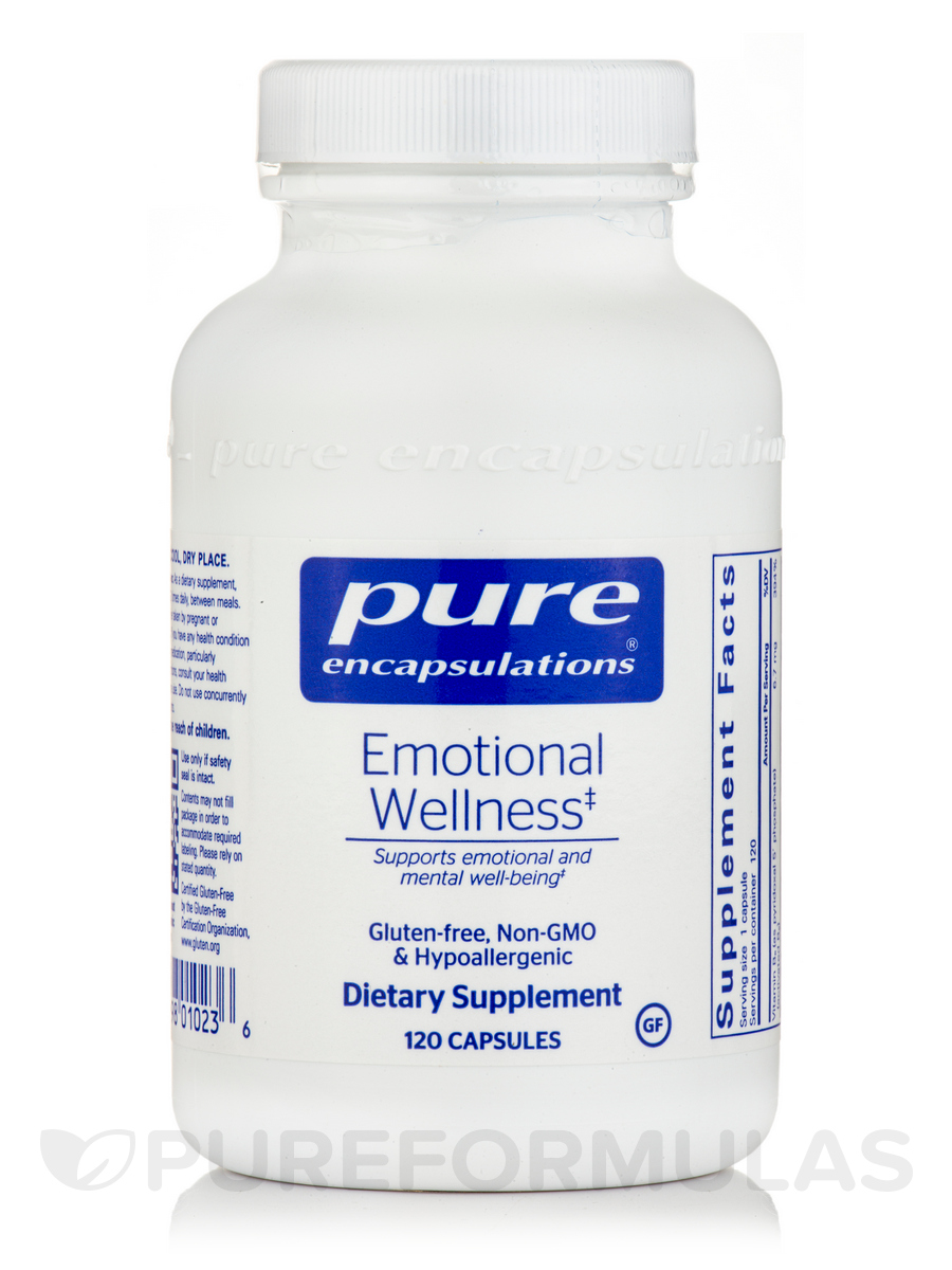 Emotional Wellness - 120 Capsules