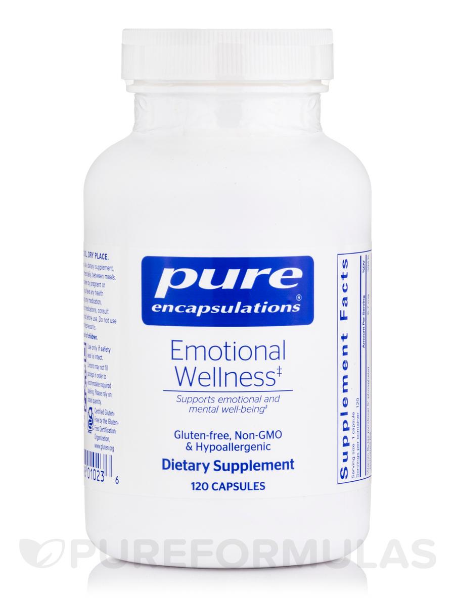 Emotional Wellness - 120 Capsules