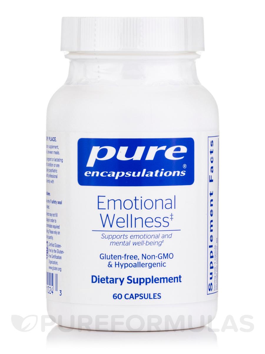 Emotional Wellness - 60 Capsules