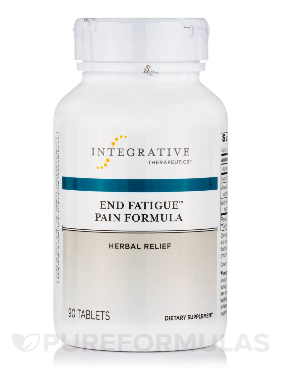End Fatigue™ Pain Formula - 90 Tablets