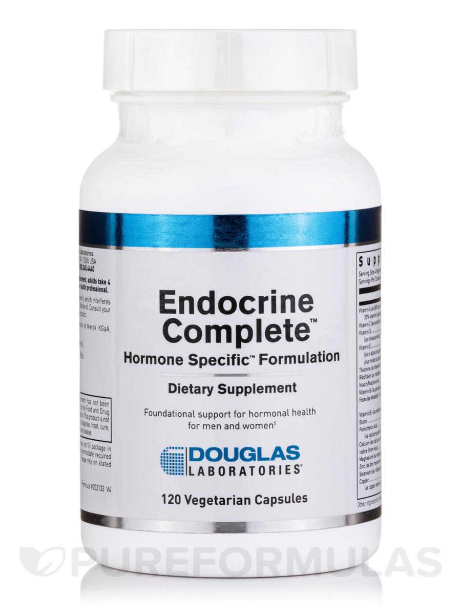 Endocrine Complete™ (Hormone Specific™ Formulation) - 120 Vegetarian Capsules