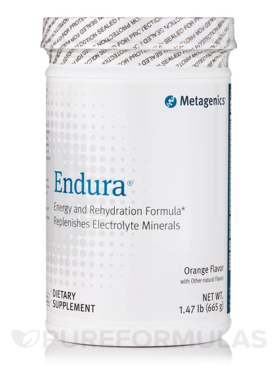 Endura Orange Flavor Powder - 1.47 lb (665 Grams)