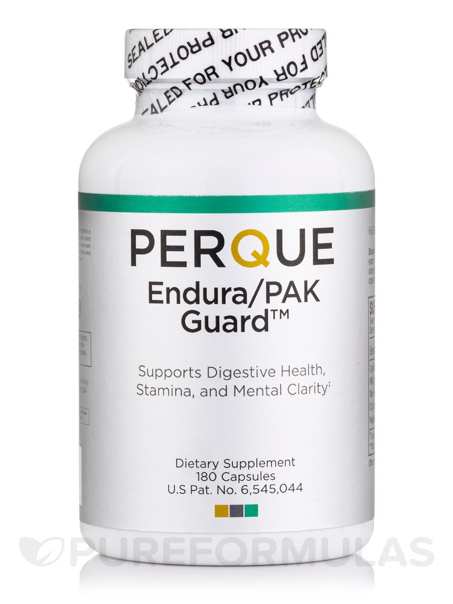Endura/PAK Guard - 180 Capsules