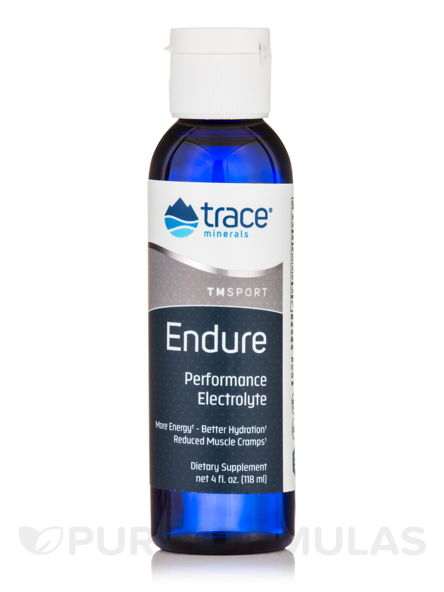 ENDURE Performance Electrolyte - 4 fl. oz (118 ml)