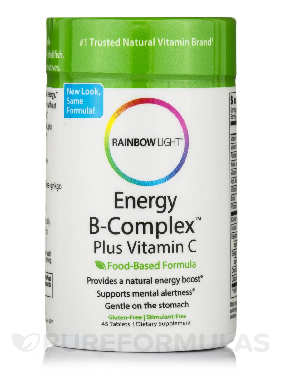 Energy B-Complex™ - 45 Tablets