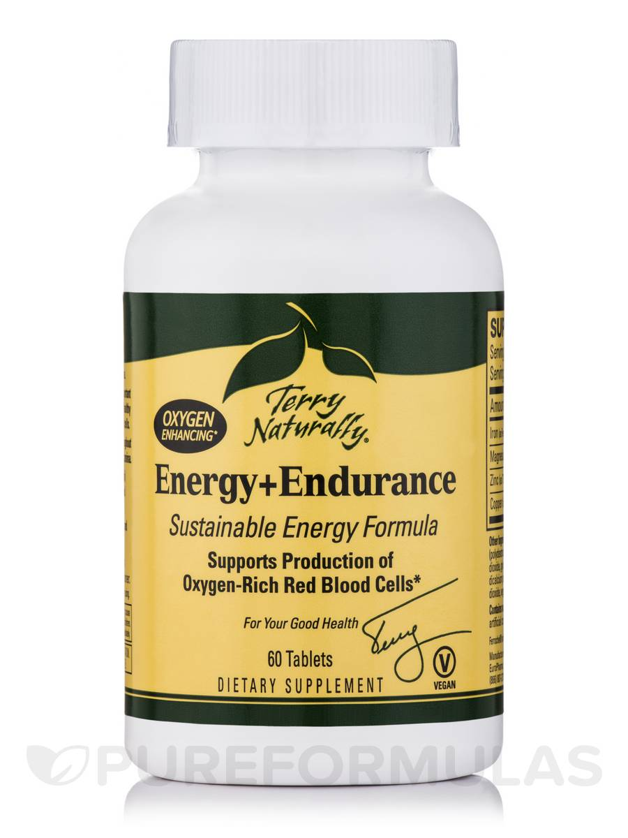 Energy + Endurance™ - 60 Tablets