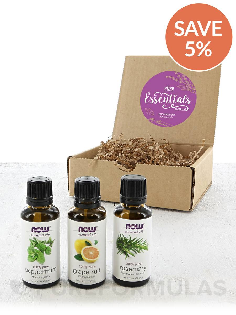 Energy Essential Oil Collection - Save 5%