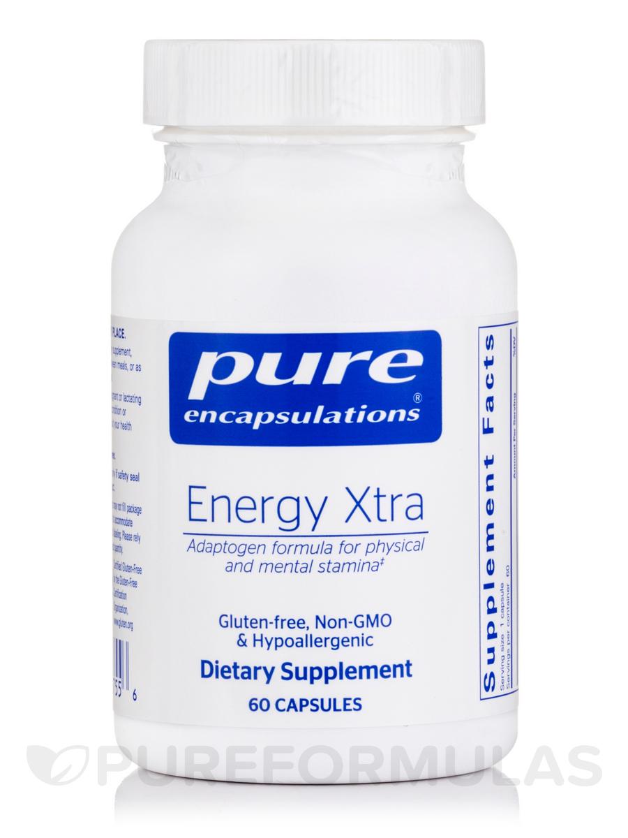 Energy Xtra - 60 Capsules
