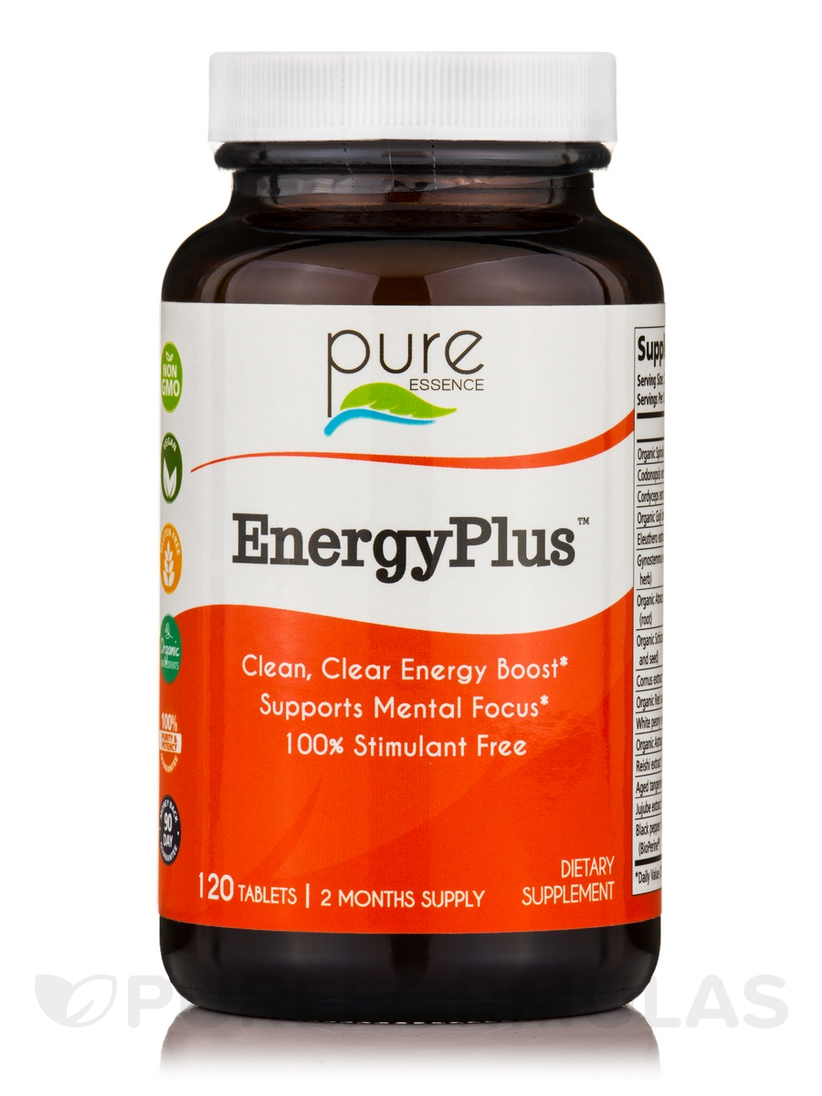 EnergyPlus™ - 120 Tablets