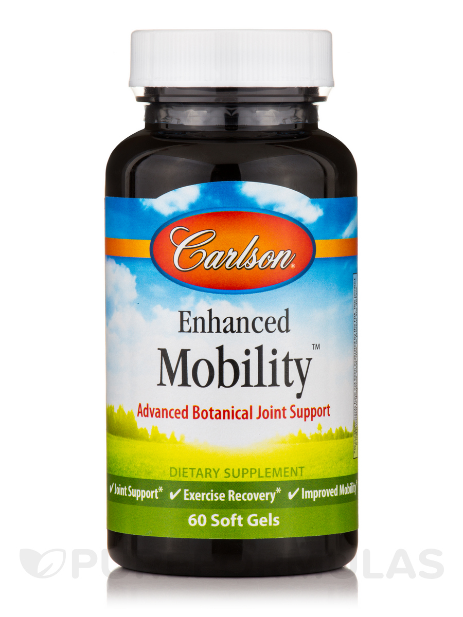 Enhanced Mobility™ - 60 Soft Gels
