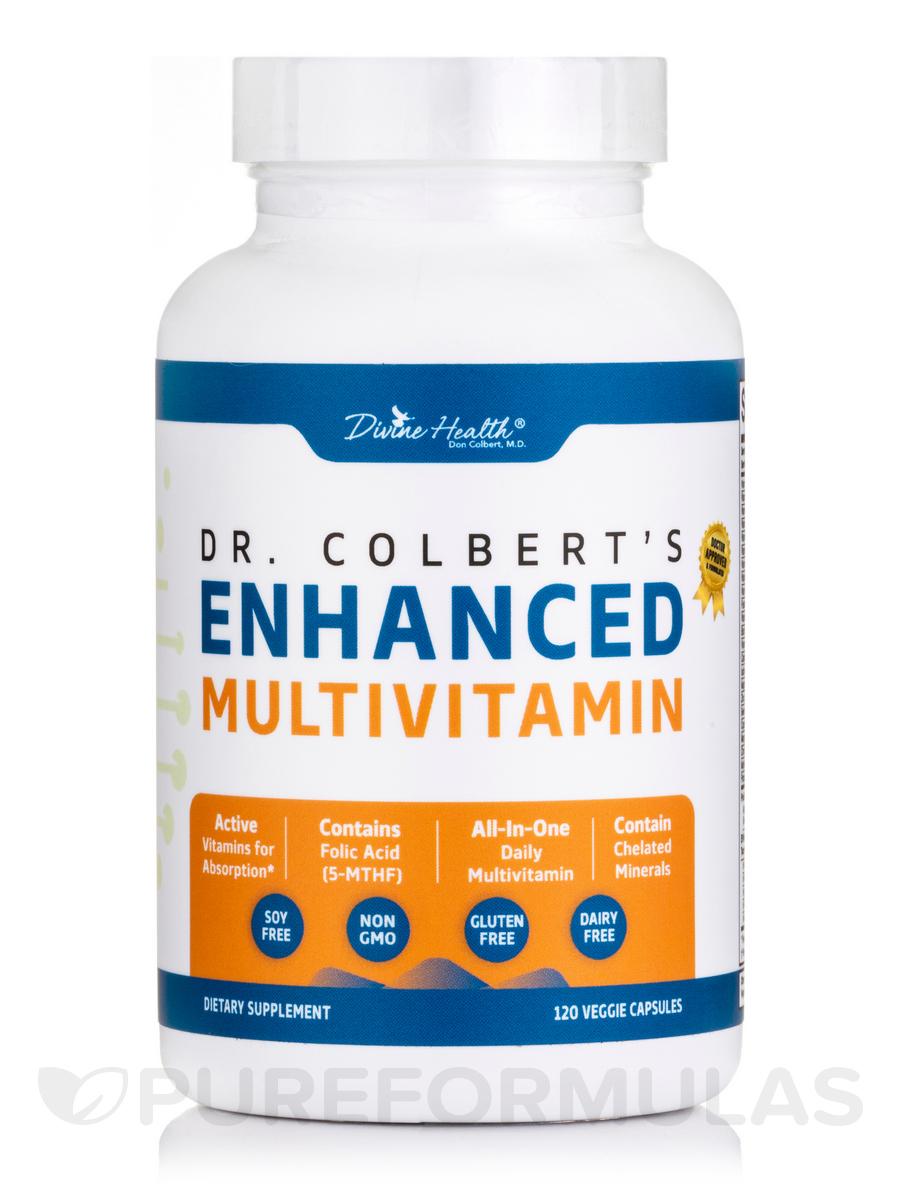 Enhanced Multivitamin - 120 Capsules