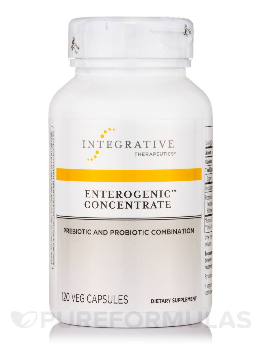 Enterogenic Concentrate™ - 120 Veg Capsules