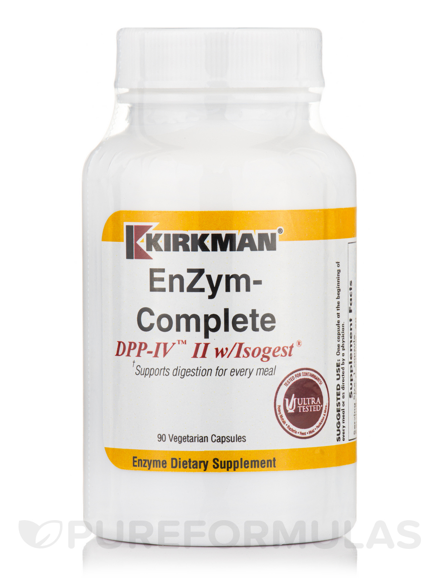 EnZym-Complete/DPP-IV™ II with Isogest® - 90 Capsules