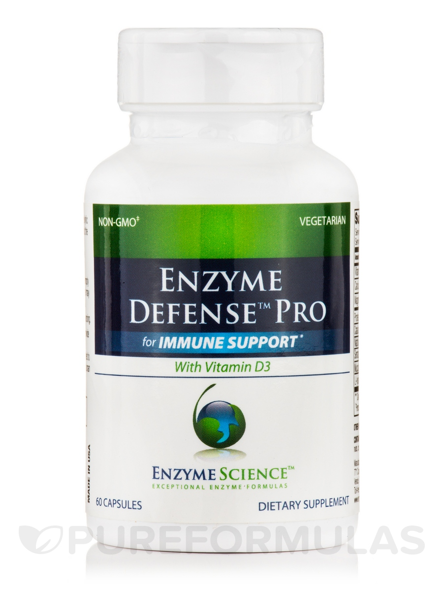 Enzyme Defense™ Pro - 60 Capsules