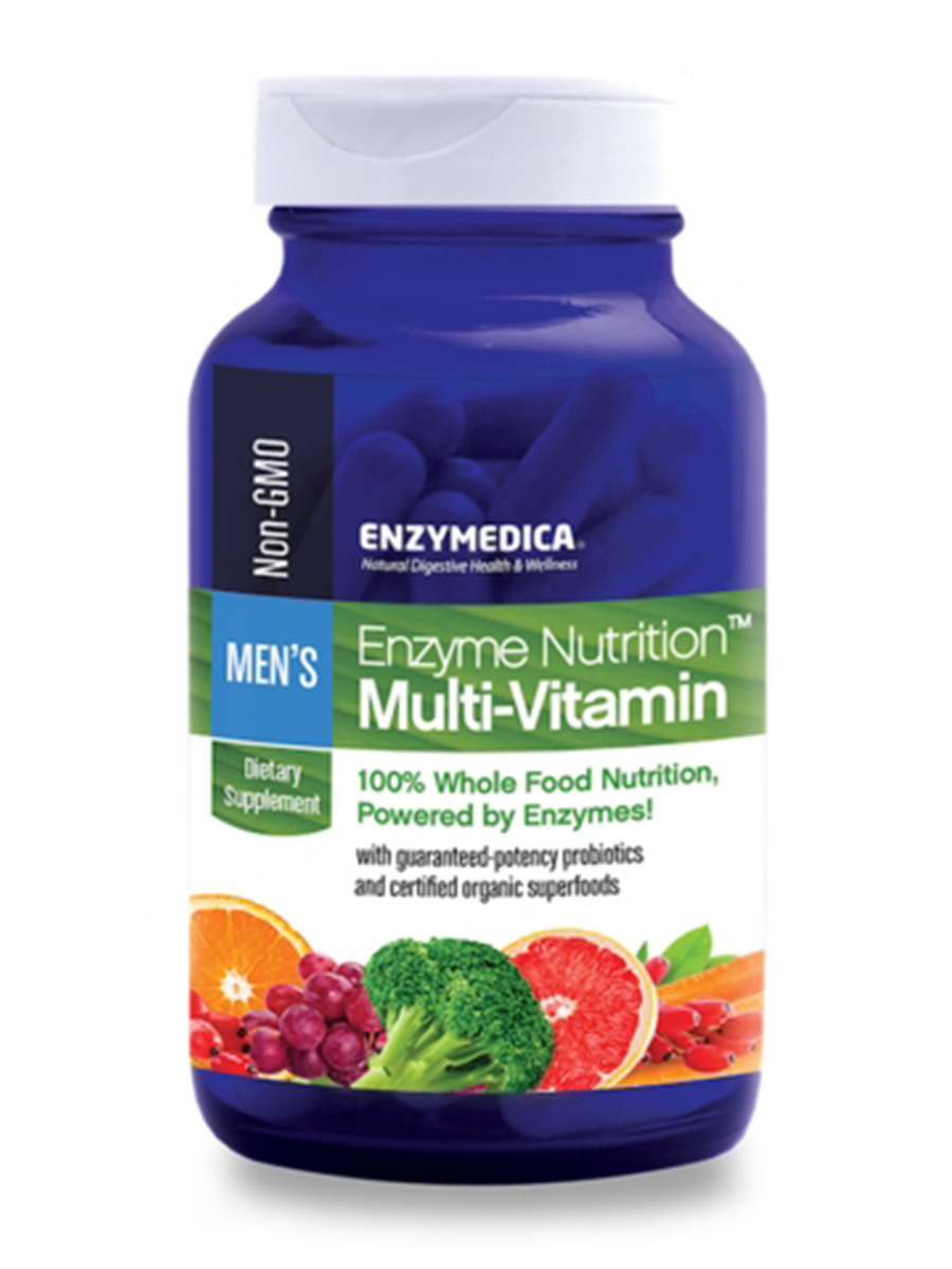 Enzyme Nutrition™ Men's Multi-Vitamin - 120 Capsules