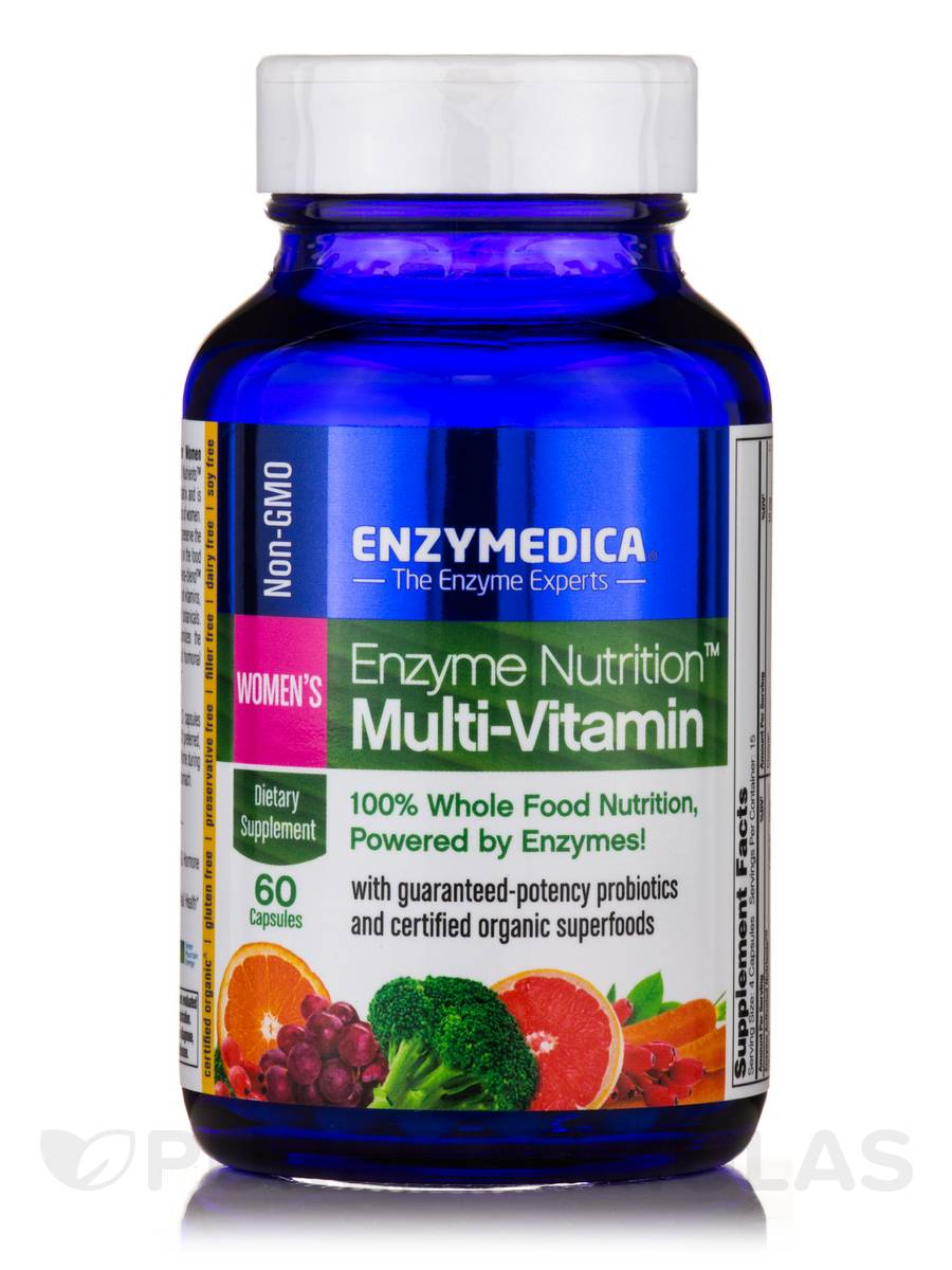 Enzyme Nutrition™ Women's Multi-Vitamin - 60 Capsules