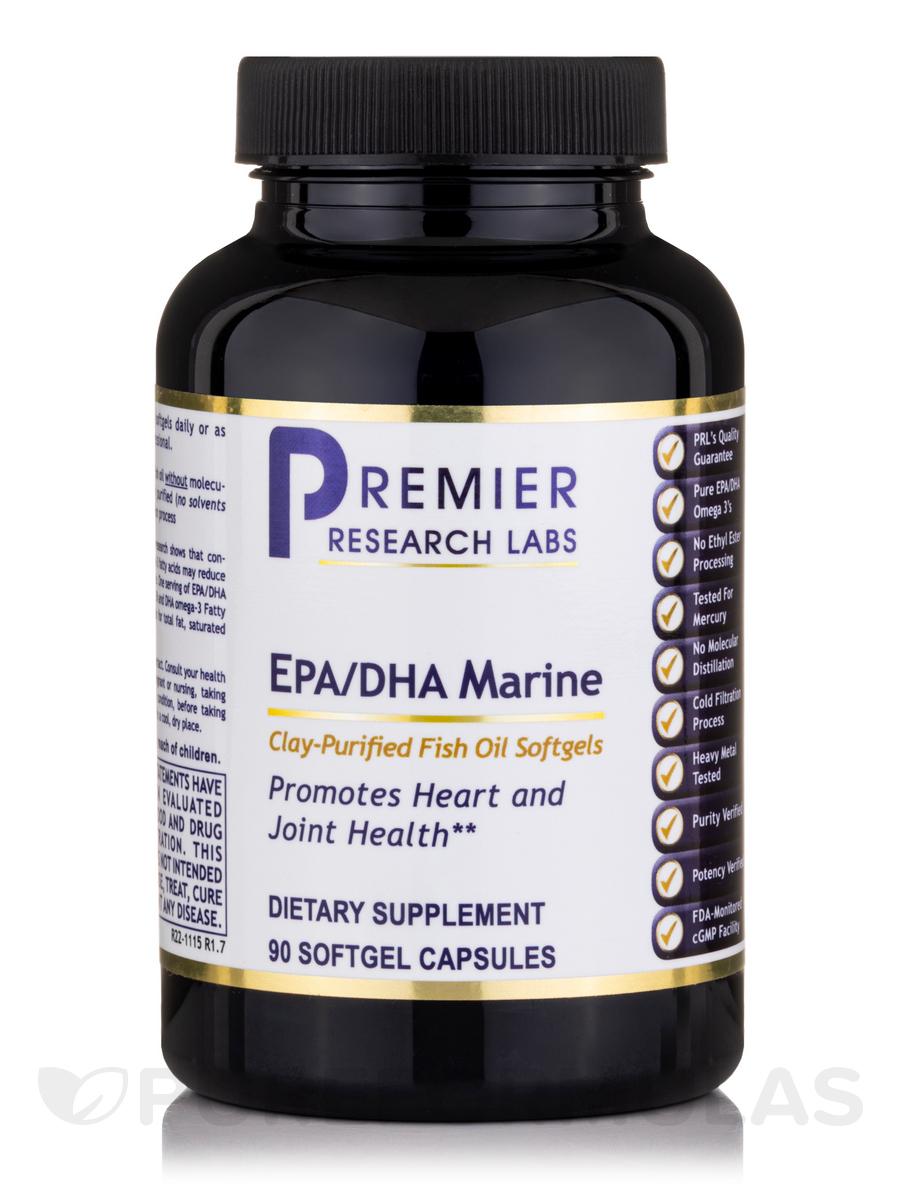 EPA/DHA Marine - 90 Softgel Capsules