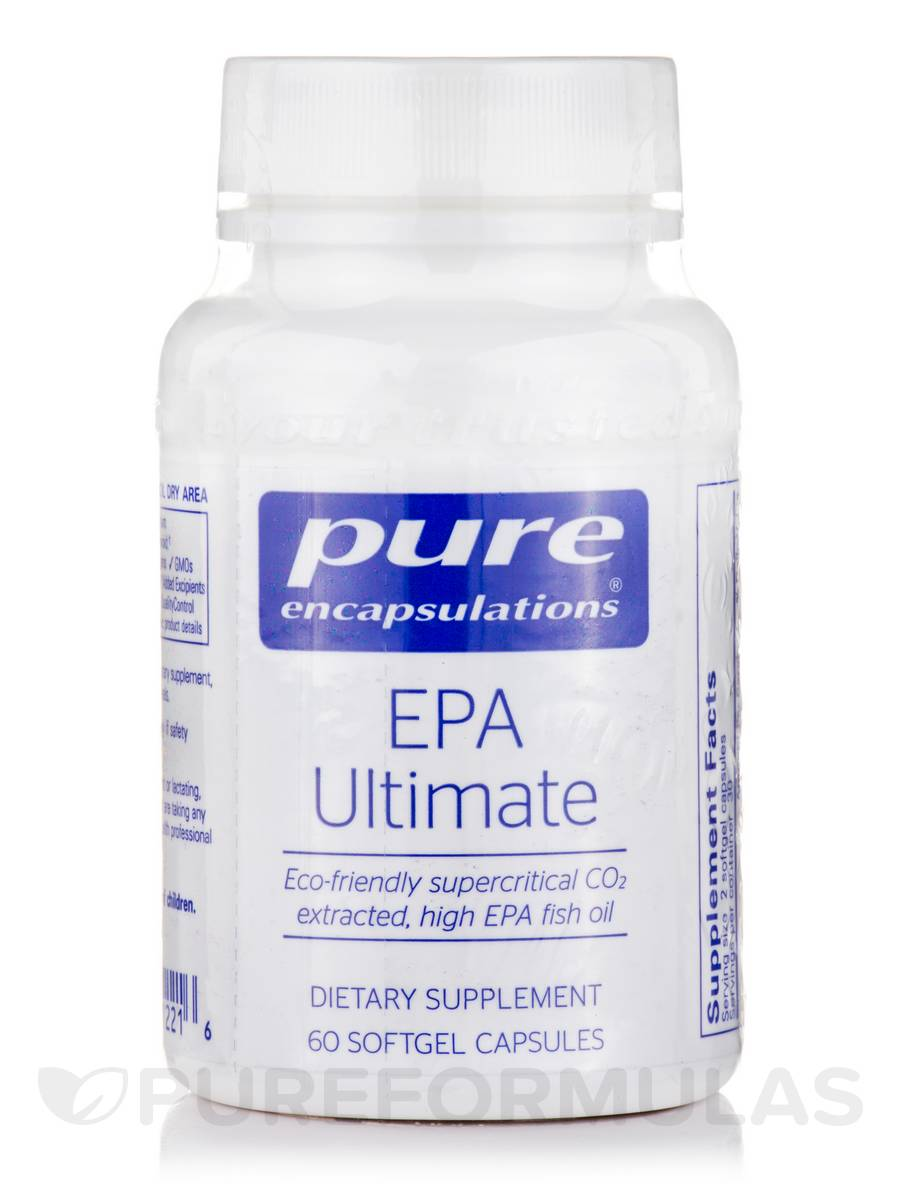 EPA Ultimate - 60 Softgel Capsules