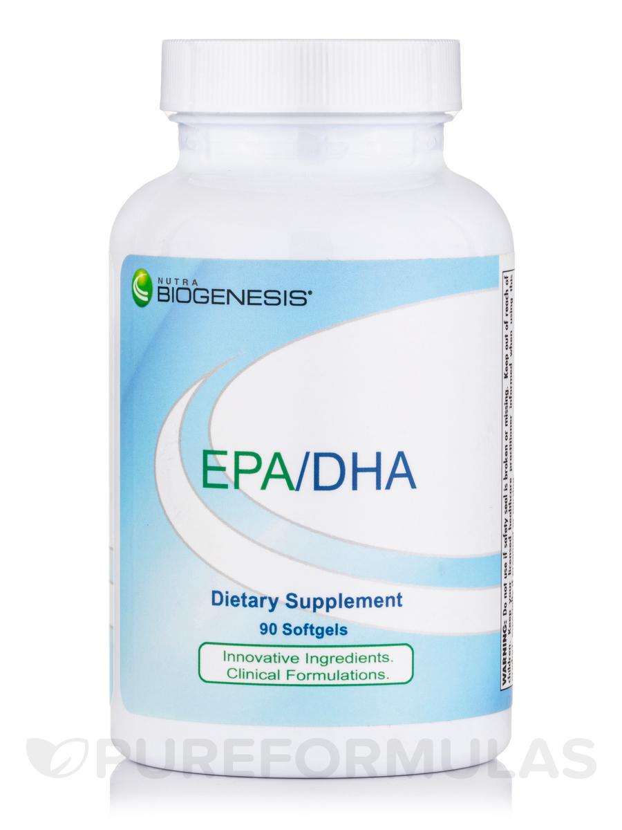 EPA/DHA - 90 Softgel Capsules