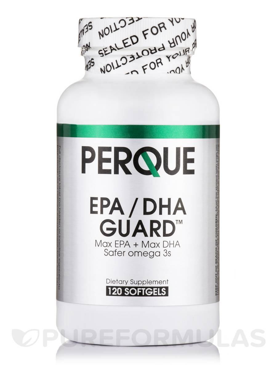 EPA/DHA Guard - 120 Softgels