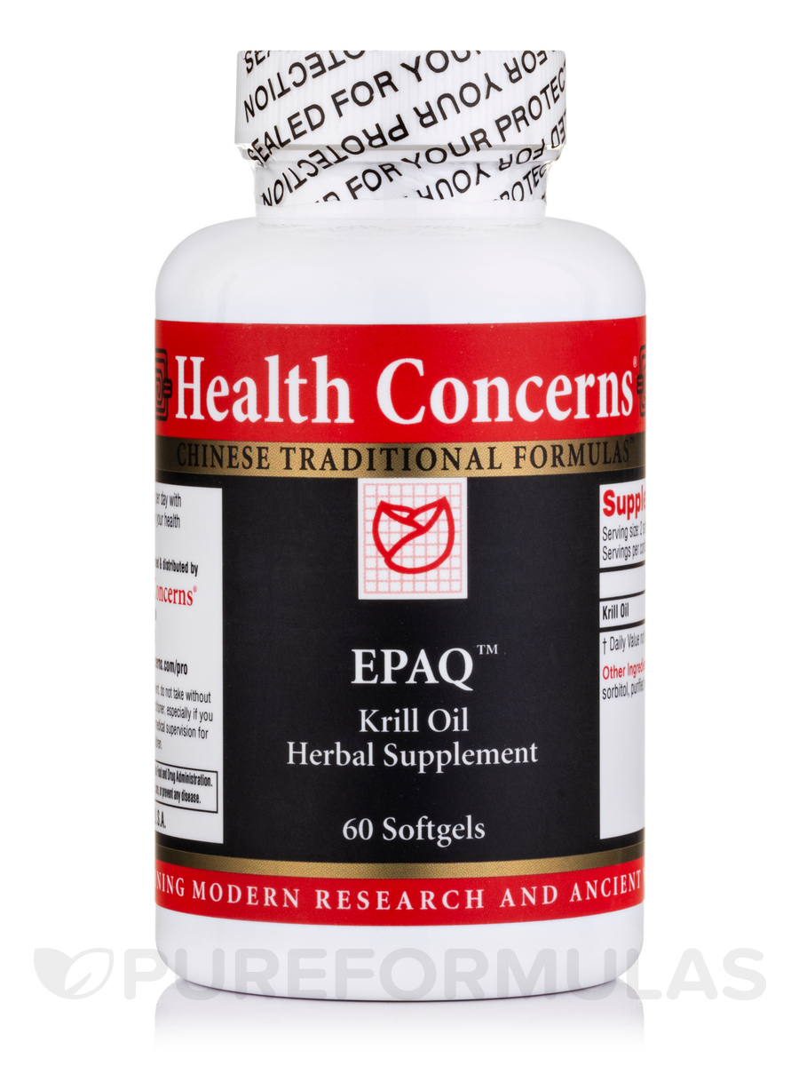 EPAQ™ - 60 Softgels