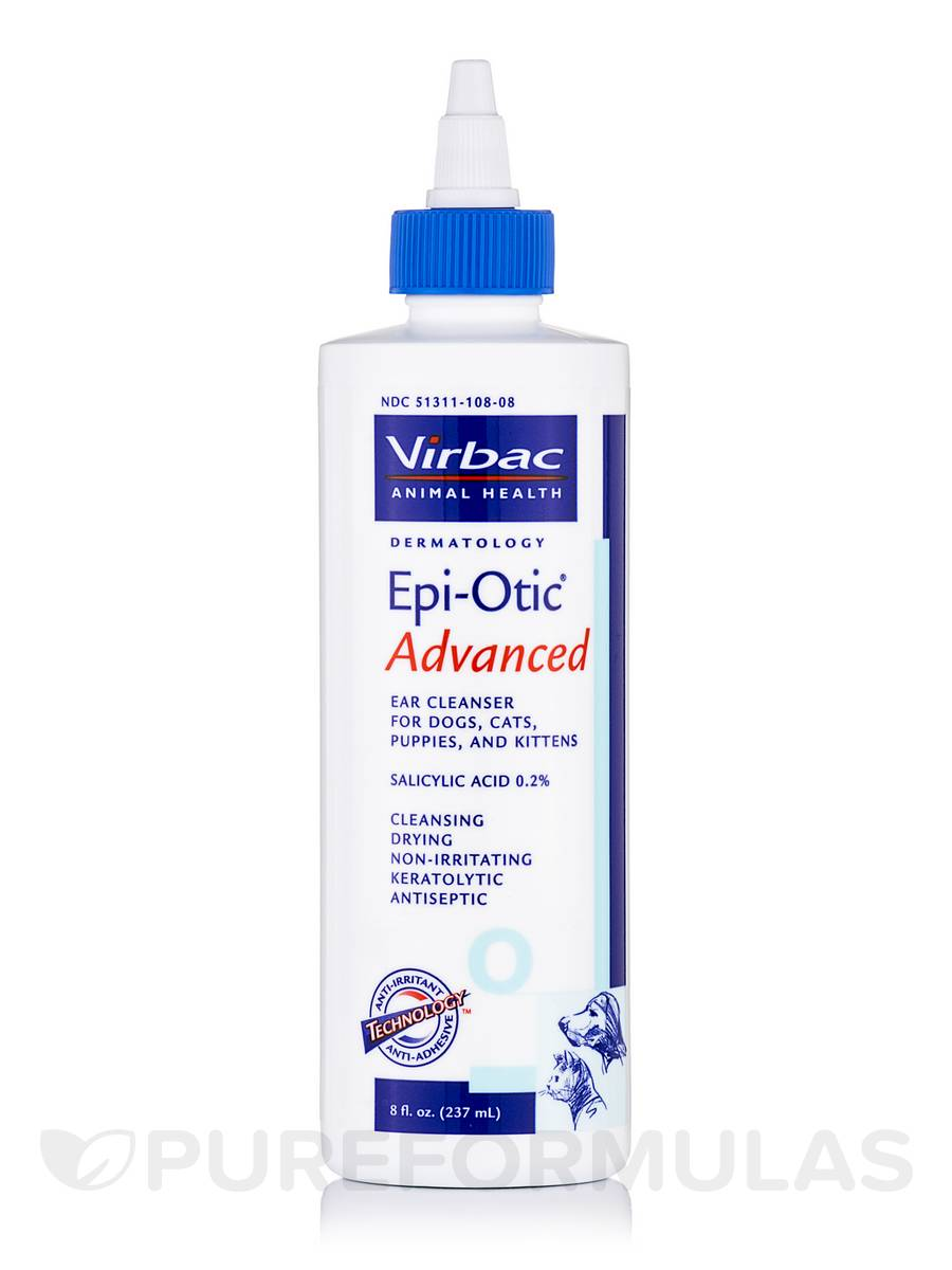 Epi-Otic® Advanced Ear Cleanser - 8 fl. oz (237 ml)