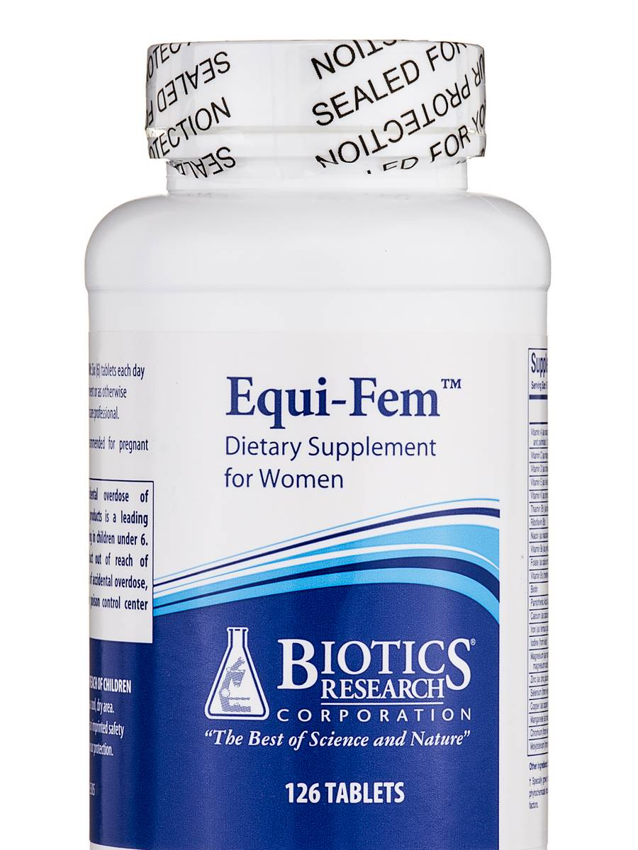 Equi-Fem - 126 Tablets