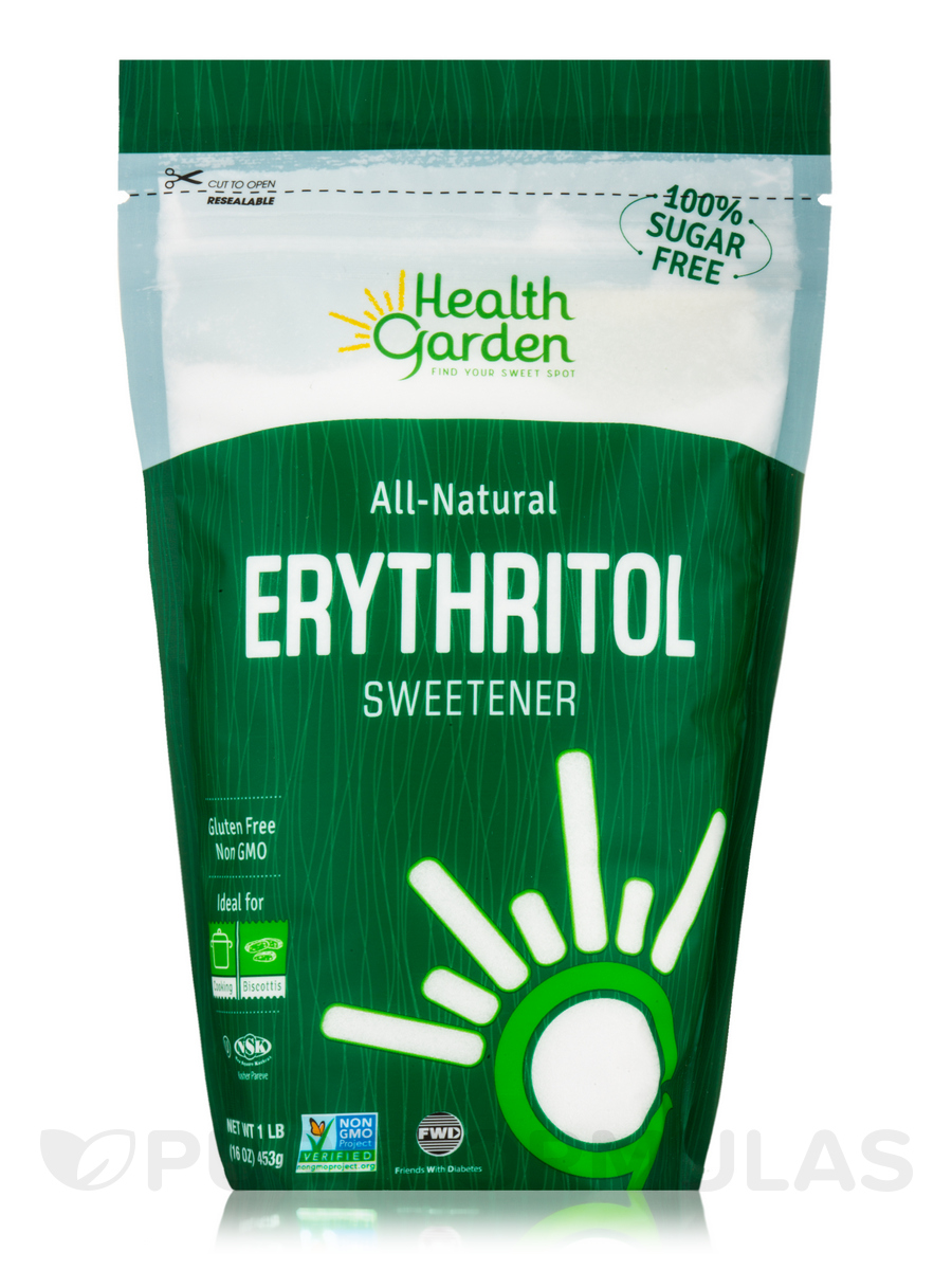 Erythritol Sweetener - 16 oz (453 Grams)