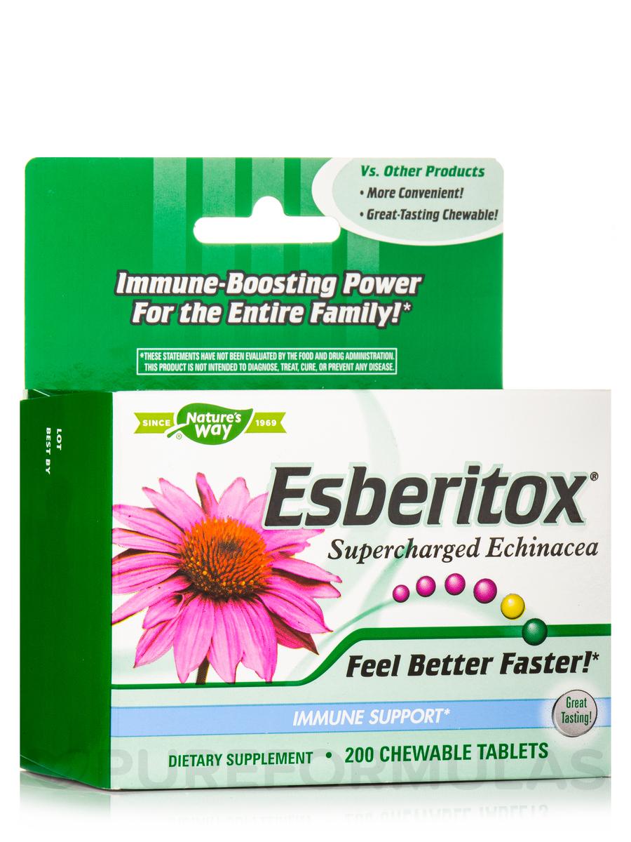 Esberitox® - 200 Chewable Tablets
