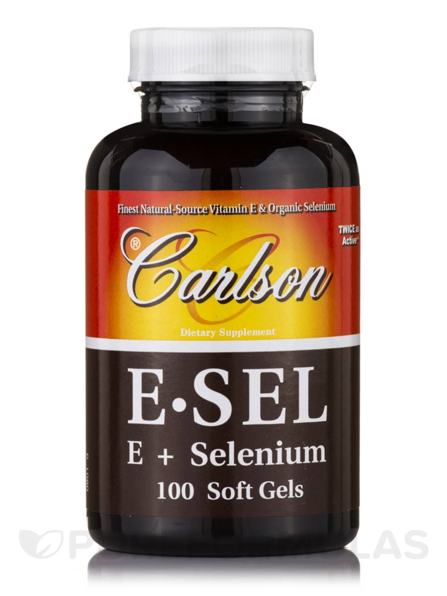E-Sel - 100 Soft Gels
