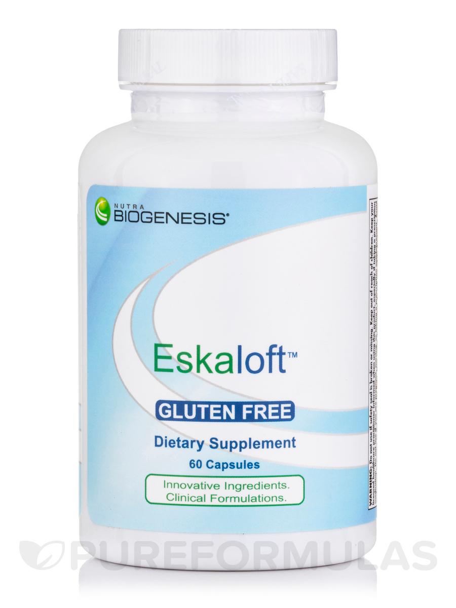 Eskaloft™ - 60 Capsules