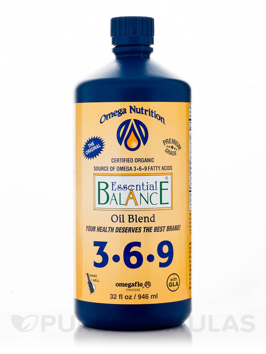 Essential Balance Oil Blend - 32 fl. oz (946 ml)
