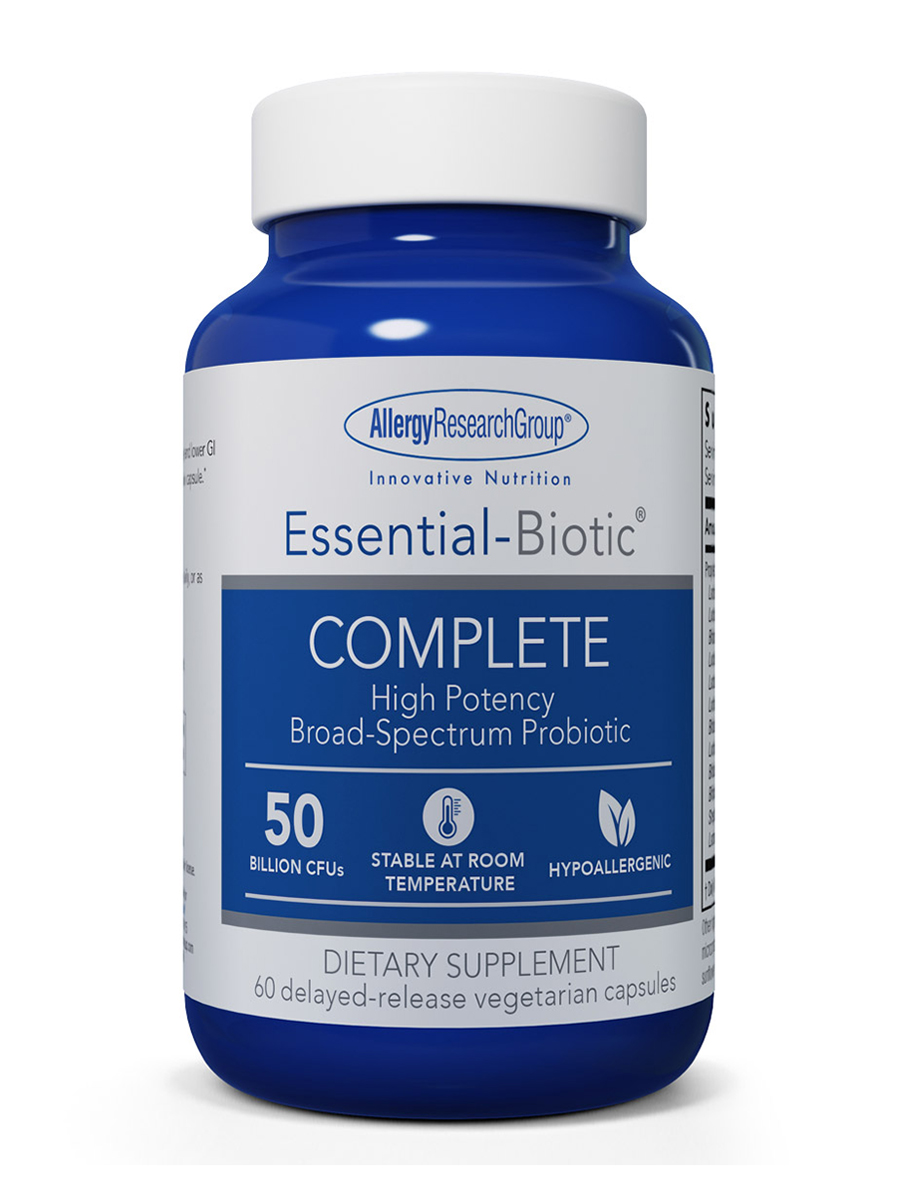 Essential-Biotic™ COMPLETE - 60 Delayed-Release Vegetarian Capsules