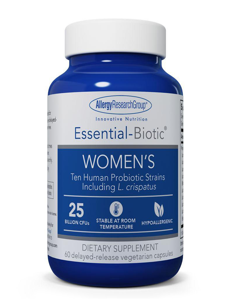 Essential-Biotic™ WOMEN'S - 60 Delayed-Release Vegetarian Capsules