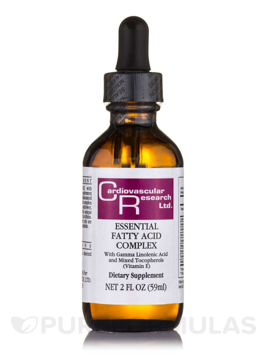 Essential Fatty Acid Complex - 2 fl. oz (59 ml)